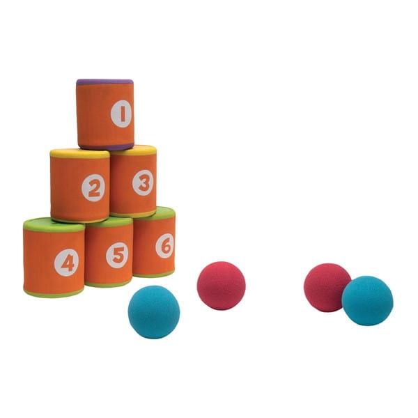 Купить Игра на ловкость Ouaps Сбей банку в интернет магазине игрушек и детских товаров