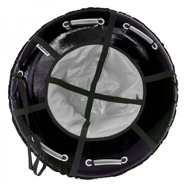 Купить Тюбинг Hubster Классик - 105 см (черный) в интернет магазине игрушек и детских товаров