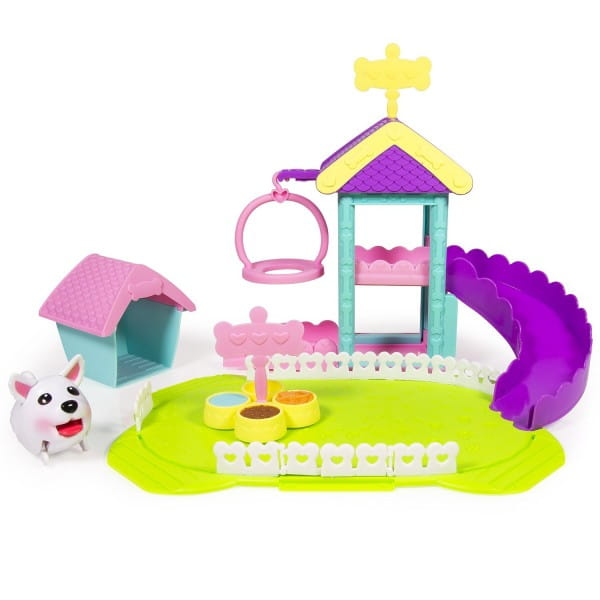 Игровой набор Chubby Puppies 56702 Парк развлечений (Spin Master)
