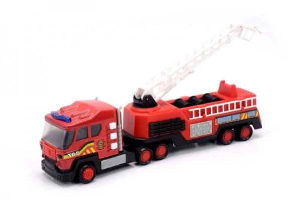 Пожарная машина Soma - 28 см (со светом и звуком)
