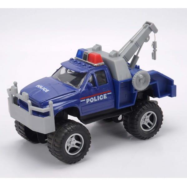 Полицейский эвакуатор Soma - 18 см