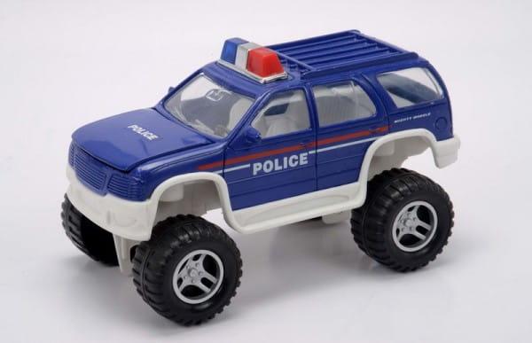 Полицейский внедорожник Soma - 18 см