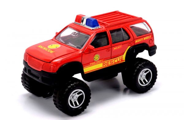 Пожарный внедорожник Soma - 18 см