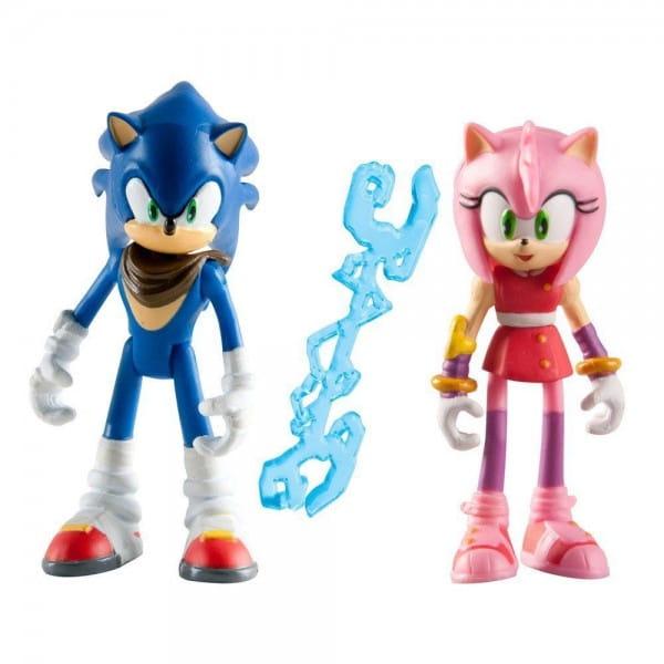 Купить Игровой набор Sonic Boom Соник и Эми в интернет магазине игрушек и детских товаров