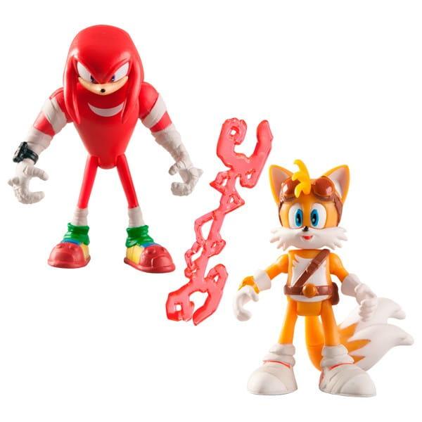 Купить Игровой набор Sonic Boom Накл и Тейлз в интернет магазине игрушек и детских товаров