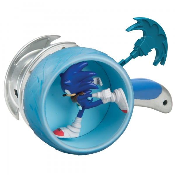 Игровой набор Sonic Boom T22061 Пусковое устройство с фигуркой Соник