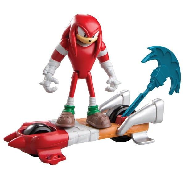 Купить Игровой набор Sonic Boom Пусковое устройство с фигуркой Наклз в интернет магазине игрушек и детских товаров