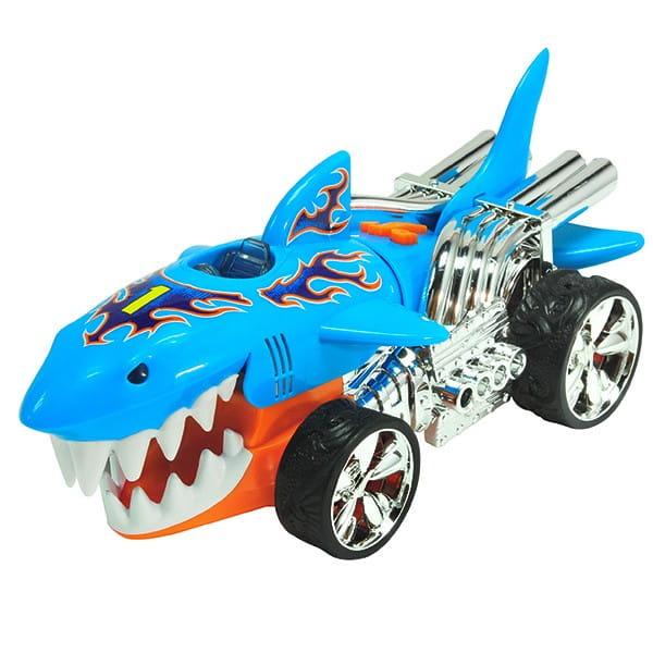 Машинка Hot Wheels Голубая акула - 23 см (Toy State)