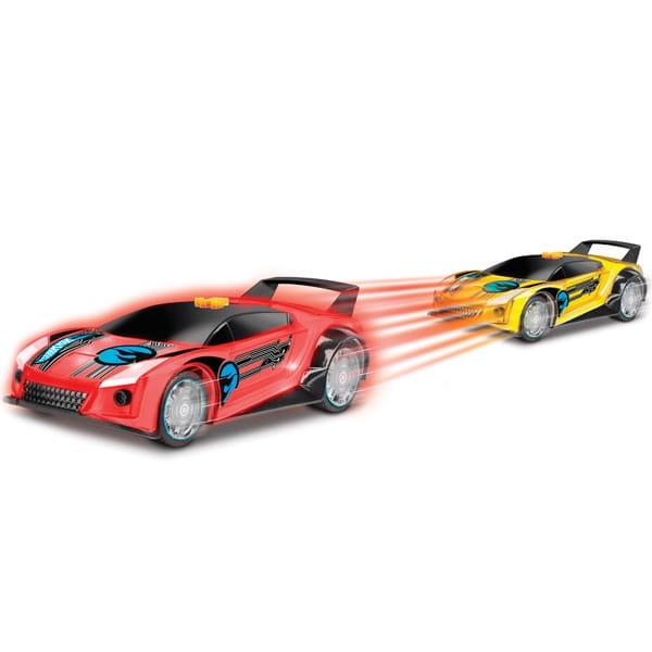Машинка Hot Wheels Желтая - 25 см (Toy State)