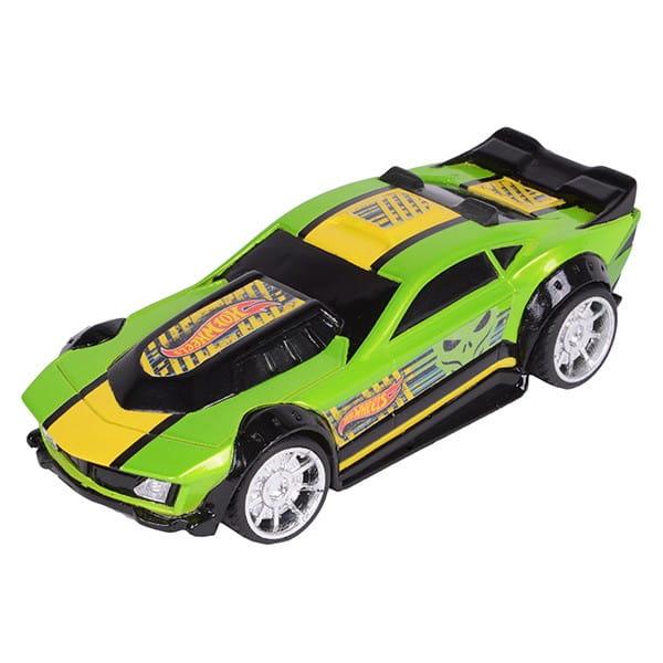 Машинка Hot Wheels Зеленая - 14 см (Toy State)