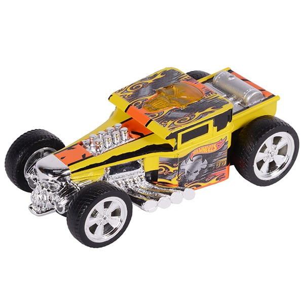 Машинка Hot Wheels Желтый джип - 14 см (Toy State)
