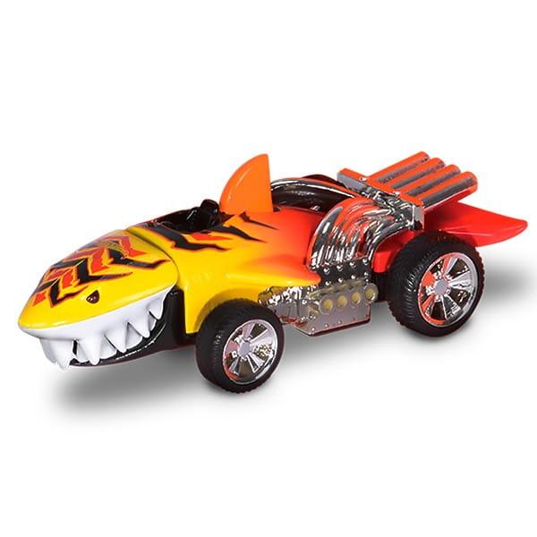 Машинка Hot Wheels Желтая акула - 13,5 см (Toy State)