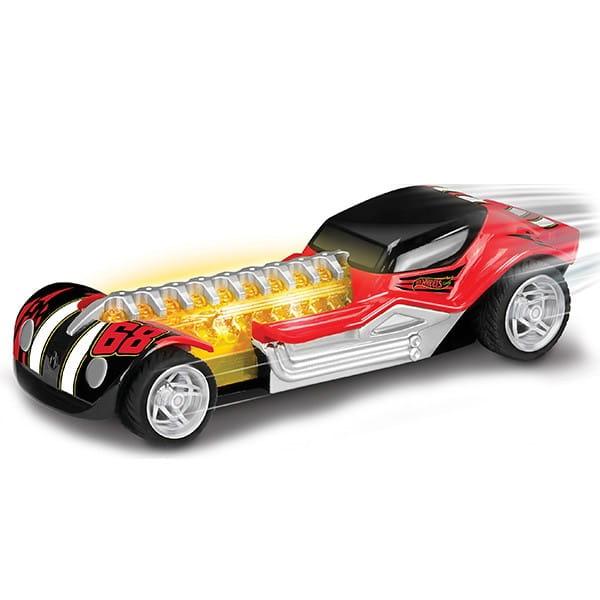 Машинка Hot Wheels Красная - 16 см (Toy State)
