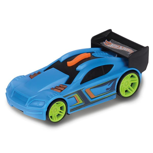 Машинка Hot Wheels Голубая - 13 см (Toy State)