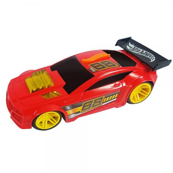 Машинка Hot Wheels HW91602 Красная - 13 см (Toy State)
