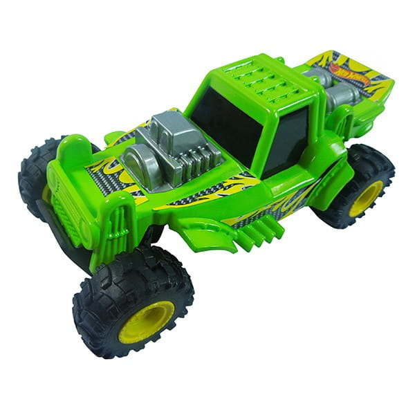 Машинка Hot Wheels Зеленая - 13 см (Toy State)