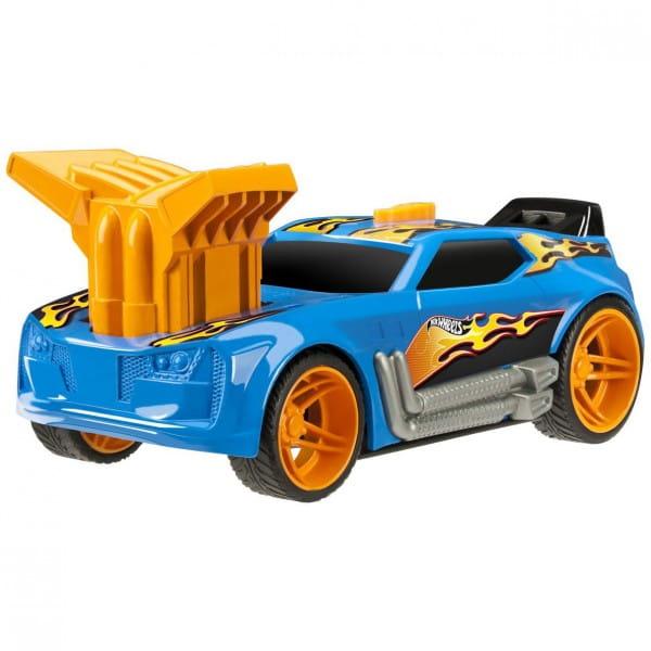 Машинка Hot Wheels Синяя - 19 см (Toy State)