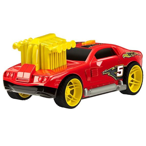 Машинка Hot Wheels Красная - 19 см (Toy State)