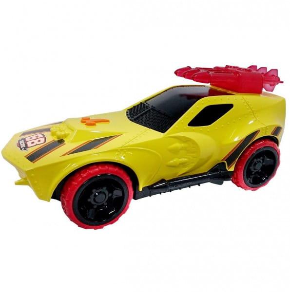 Машинка Hot Wheels Желтая - 27 см (Toy State)