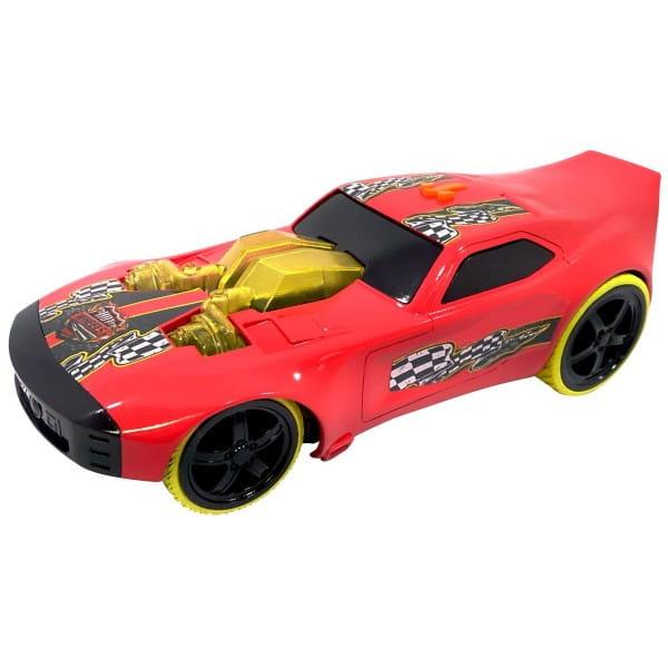 Машинка Hot Wheels Красная - 32,5 см (Toy State)