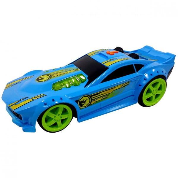Машинка Hot Wheels Синяя - 32,5 см (Toy State)