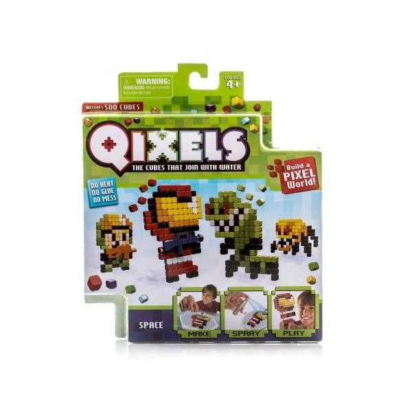 Купить Набор для творчества Qixels Космос в интернет магазине игрушек и детских товаров