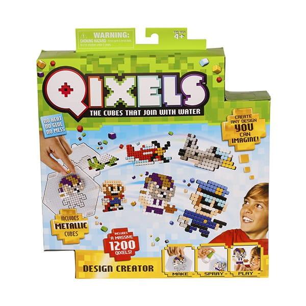 Купить Набор для творчества Qixels Дизайнер в интернет магазине игрушек и детских товаров