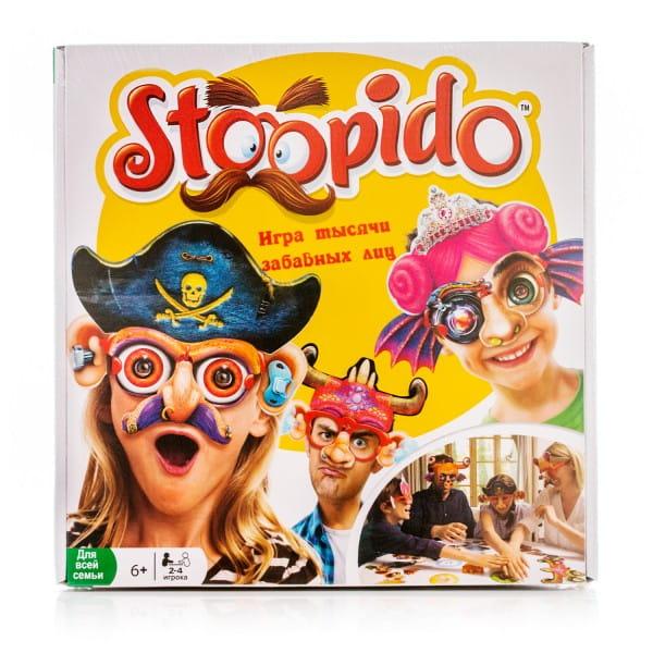 Настольная игра Ooba NPD1504 Stoopido