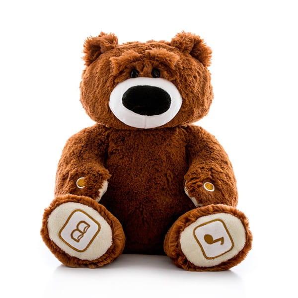 Интерактивная игрушка Luv n Learn Коричневый медведь