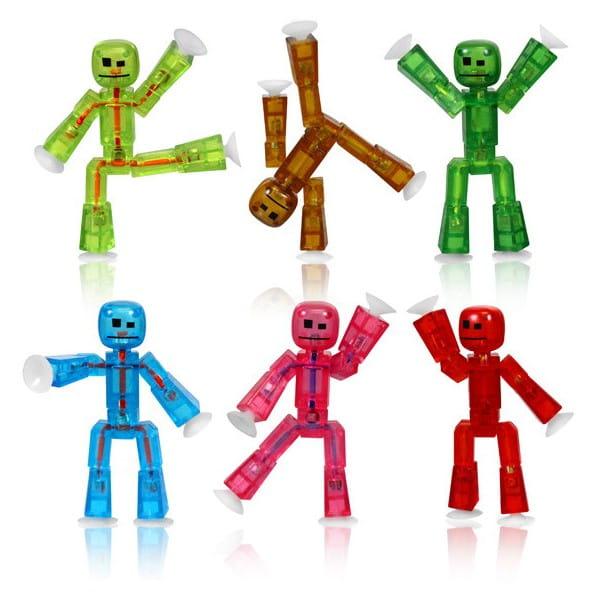 Купить Гибкая фигурка Stikbot в интернет магазине игрушек и детских товаров