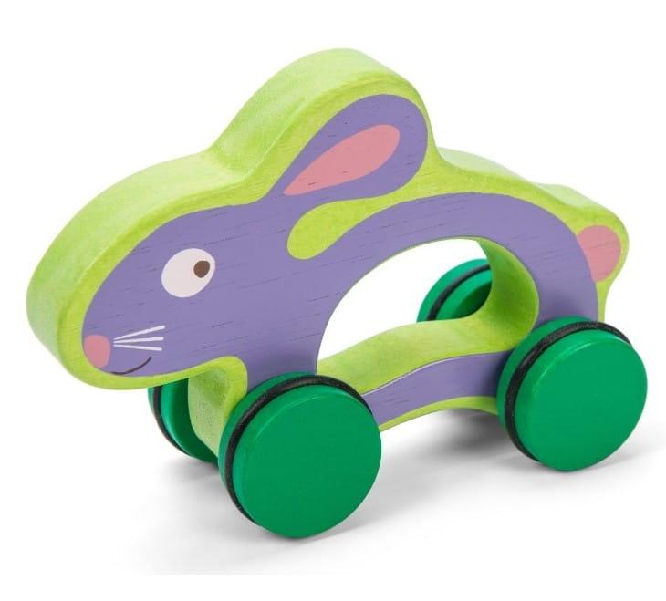 Деревянная каталка Le Toy Van PL031 Кролик