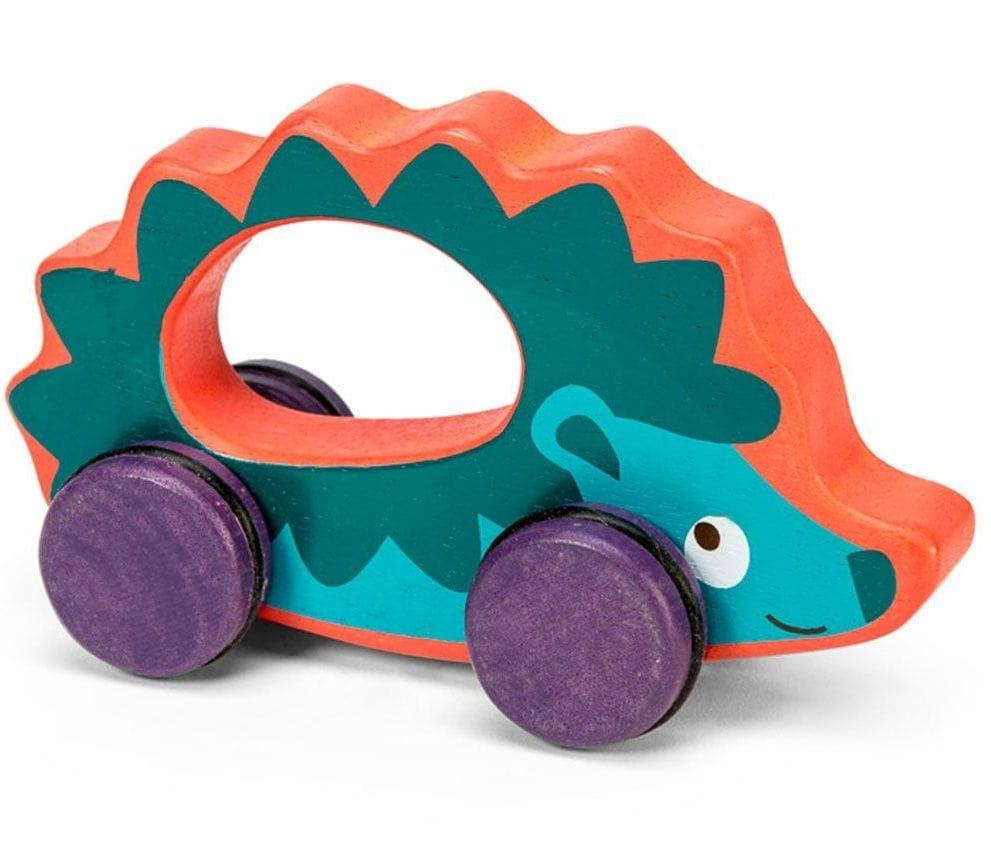 Деревянная каталка Le Toy Van PL036 Ежик