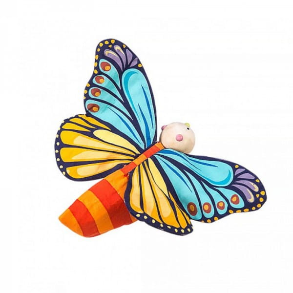 Купить Игрушка Le Toy Van Гусеница превращается в бабочку в интернет магазине игрушек и детских товаров