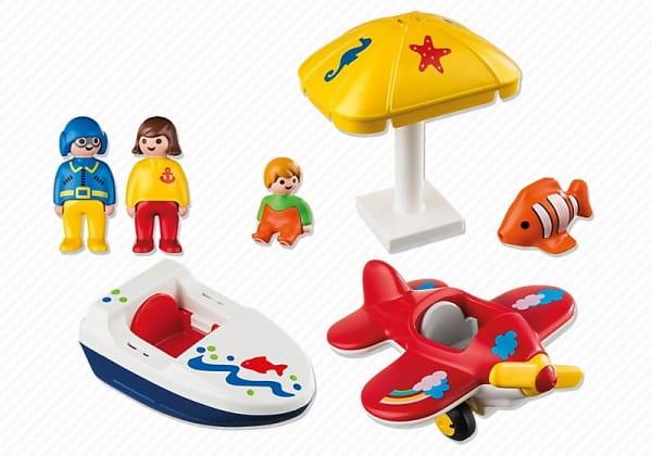Игровой набор Playmobil Веселые каникулы