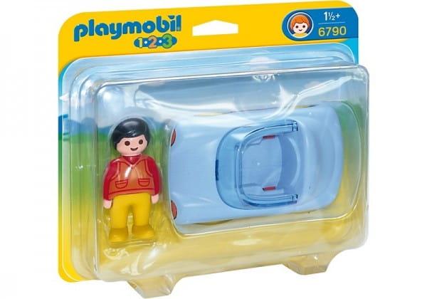 Игровой набор Playmobil Кабриолет