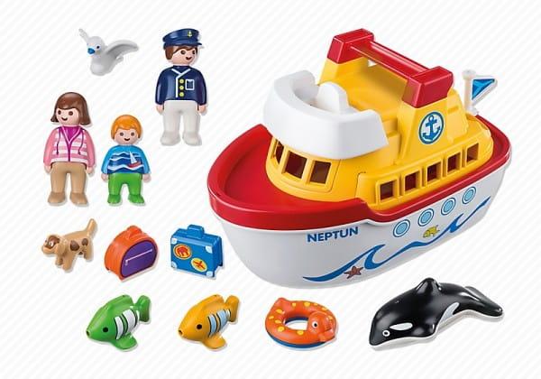 Игровой набор Playmobil Мой корабль