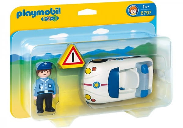Полицейская машина Playmobil