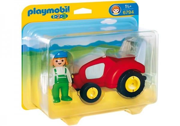 Трактор Playmobil