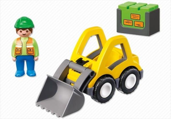 Экскаватор Playmobil