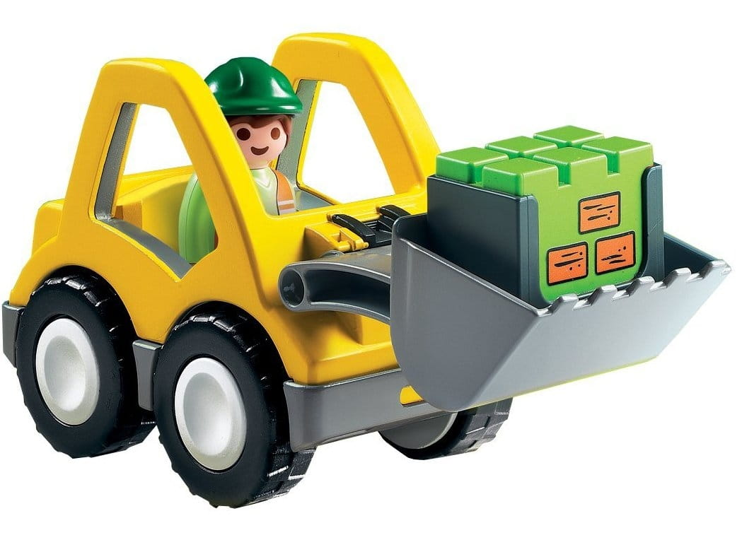 Экскаватор Playmobil 6775pm
