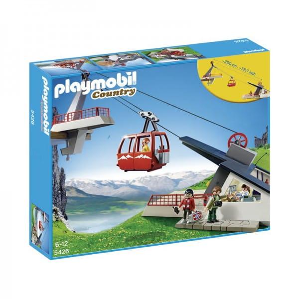 Игровой набор Playmobil В горах - Фуникулер