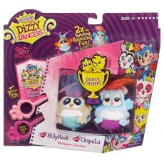Фото Игрушка FurReal Friends Dizzy Dancers (Диззи Дэнсерс) 2 зверька HillyHoot и ChipaLu (Hasbro)