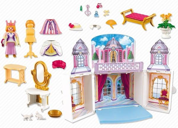 Игровой набор Playmobil Возьми с собой - Королевский дворец