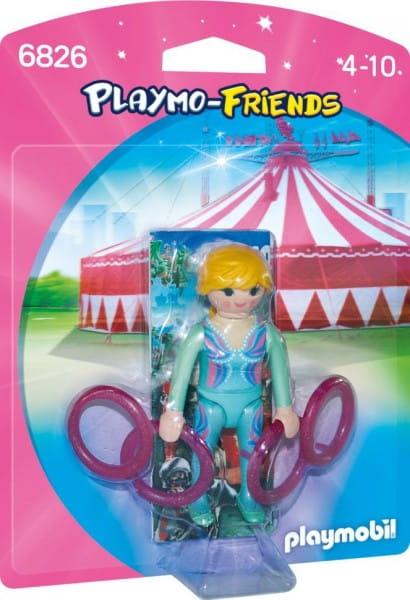 Игровой набор Playmobil 6826pm Друзья - Акробатка