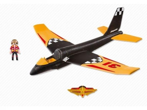 Купить Игровой набор Playmobil Игры на открытом воздухе - Скоростной планер в интернет магазине игрушек и детских товаров