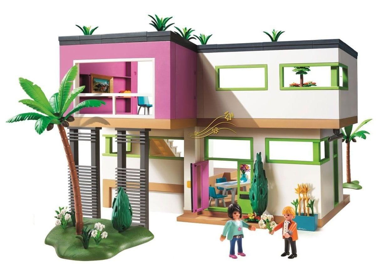 Игровой набор Playmobil 5574pm Современный роскошный особняк