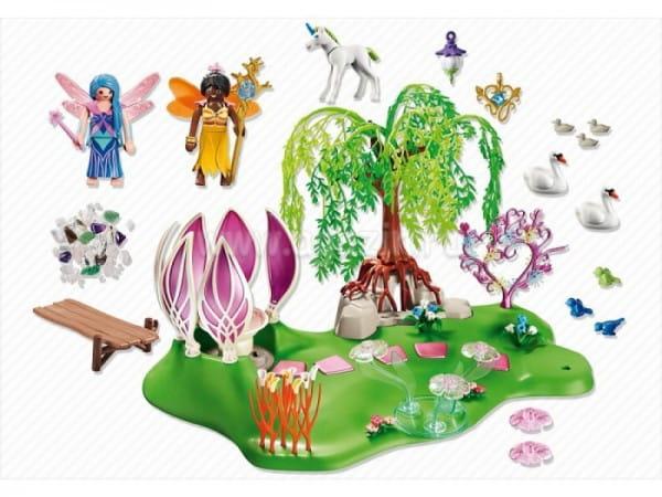 Игровой набор Playmobil Остров фей