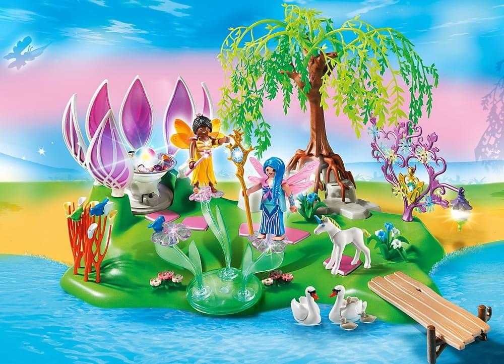 Игровой набор Playmobil 5444pm Остров фей