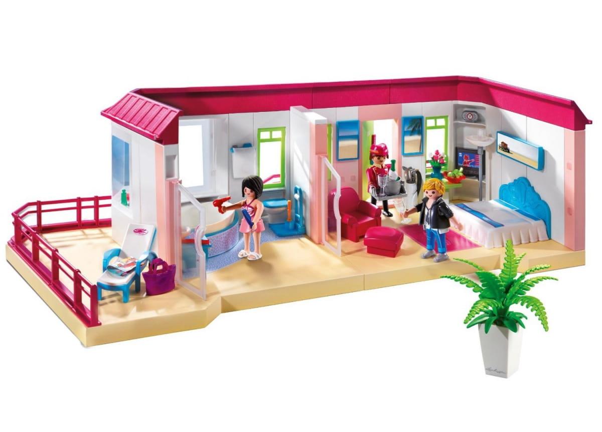 Игровой набор Playmobil 5269pm Отель - Номер люкс
