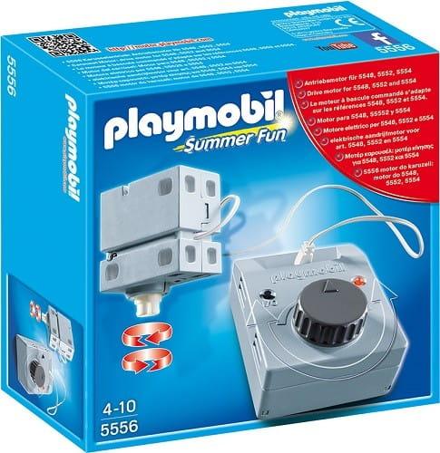 Игровой набор Playmobil Парк развлечений - Электрический мотор для аттракционов